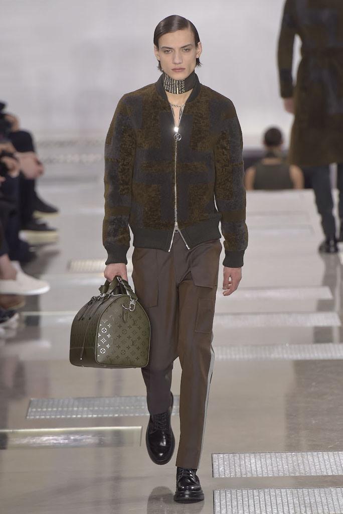 Louis Vuitton Men's Fall 2016